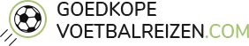 Goedkopevoetbalreizen.com logo